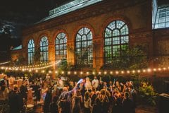 Conservatory weddings