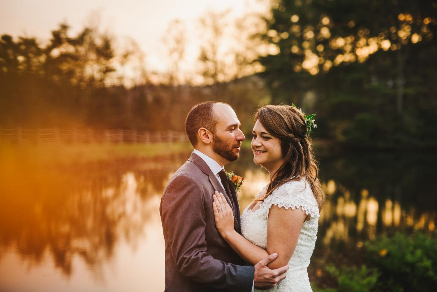 Sawyer Family Farmstead wedding
