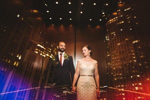 Charlotte Wedding at Foundation for the Carolinas