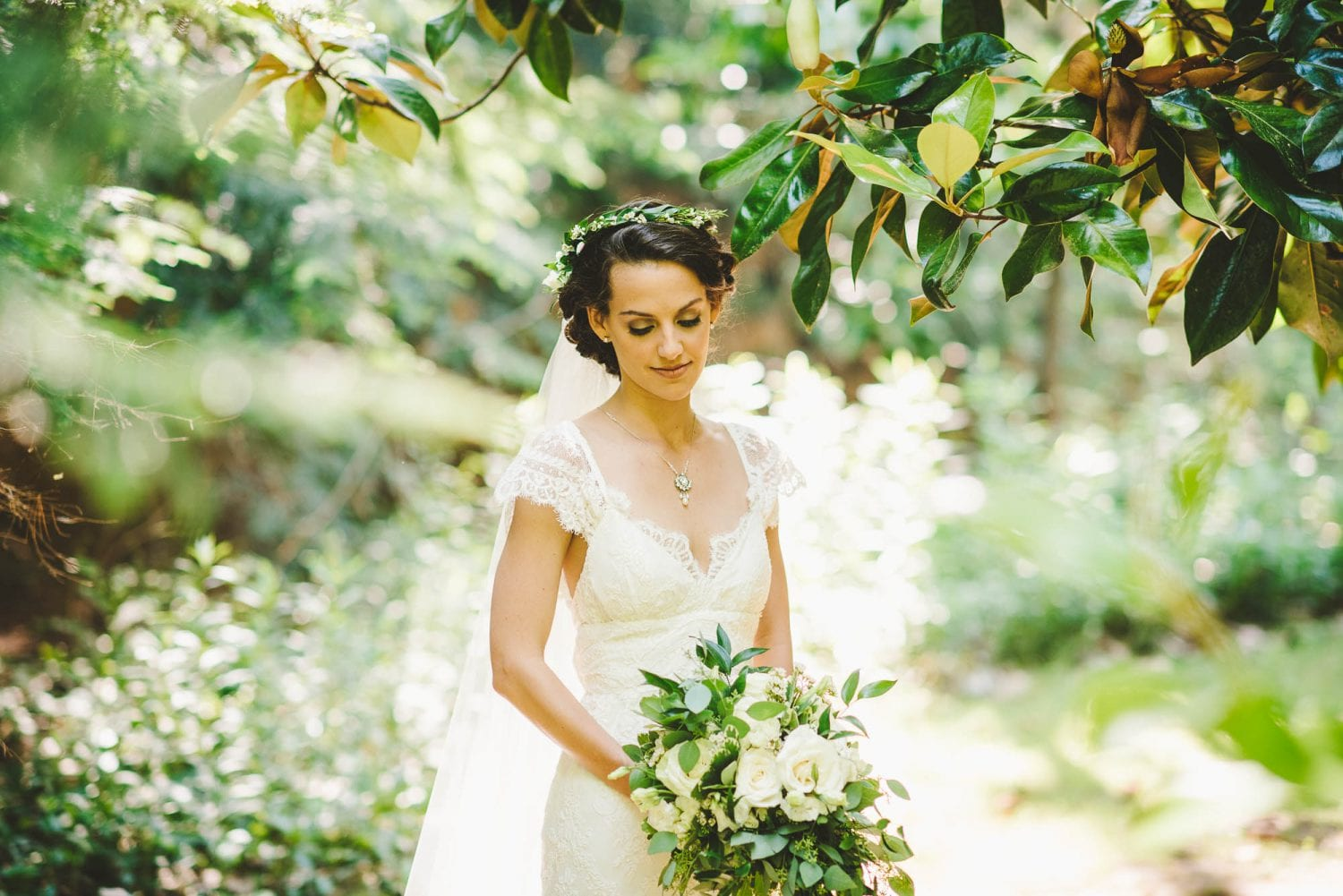 Bridal at Mountain Magnolia Inn