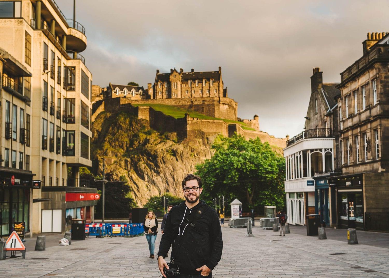photographer in Edinburgh
