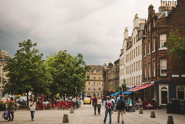 Grassmarket Square