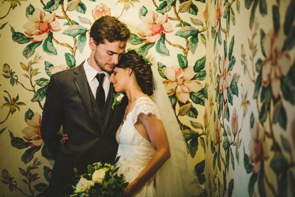 Hot Springs Wedding | Mountain Magnolia Inn