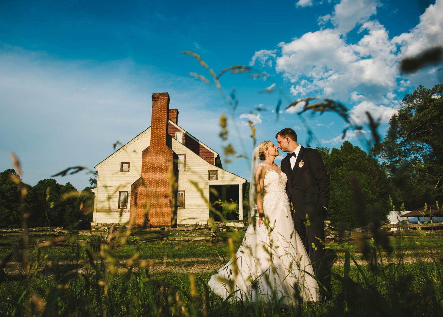 Fort Defiance wedding