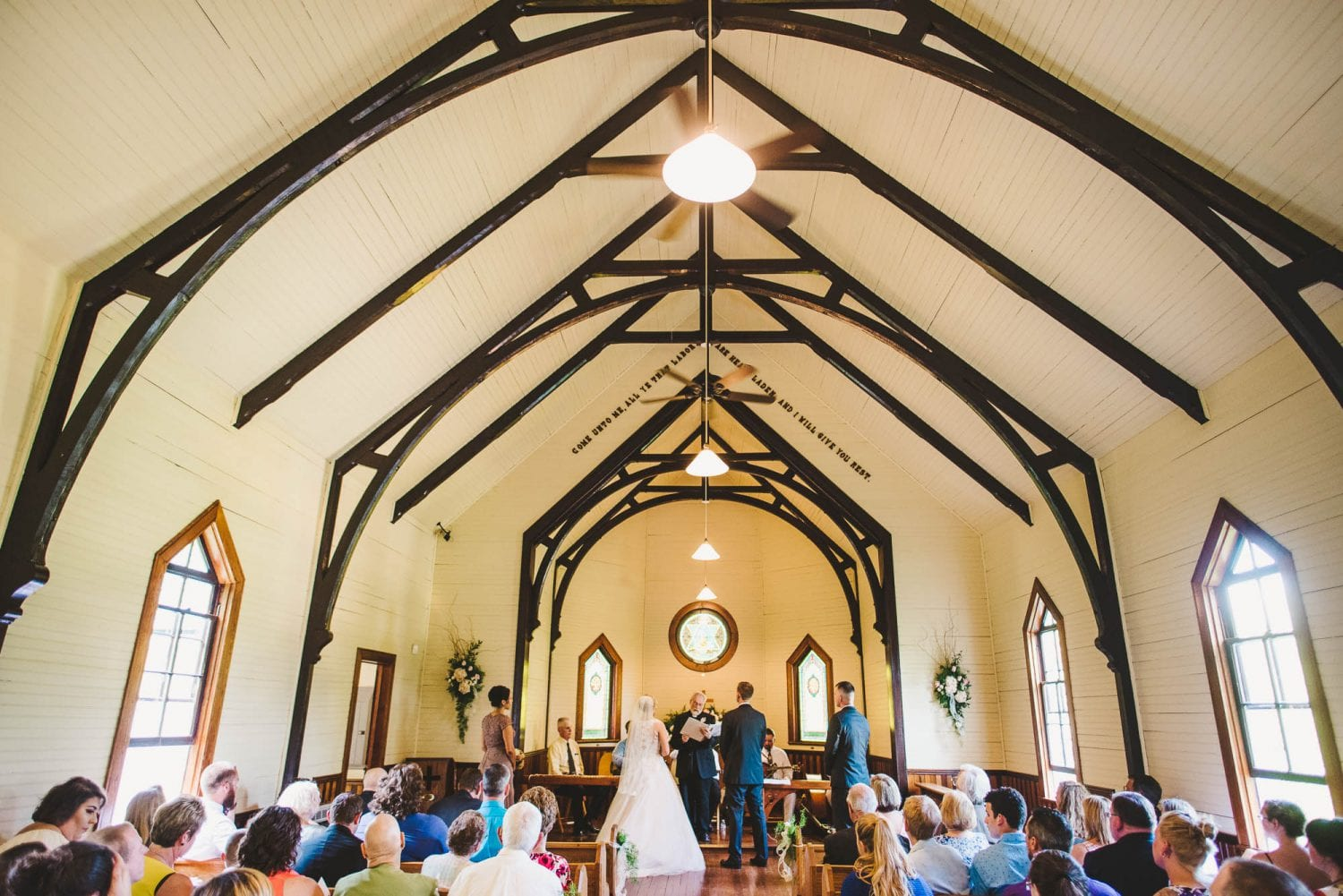 Chapel of Rest wedding