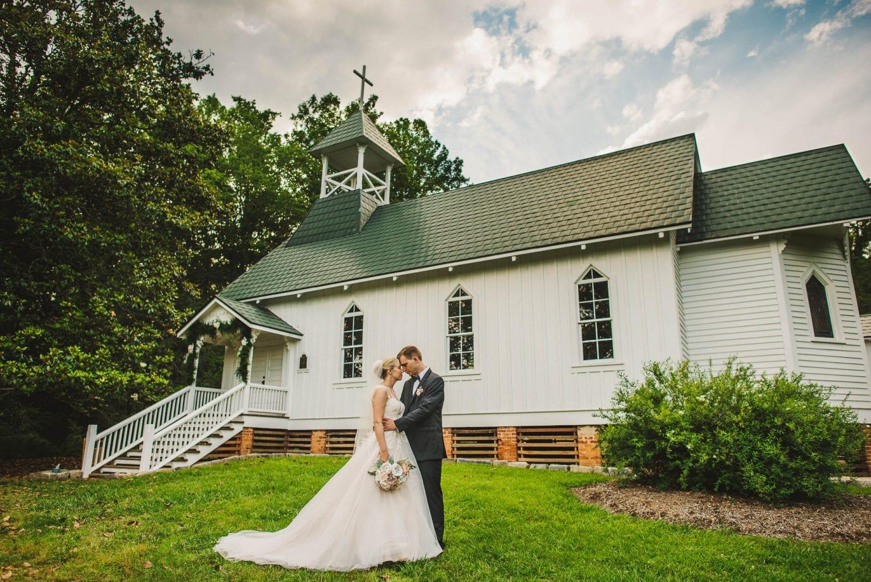 Chapel of Rest wedding photo