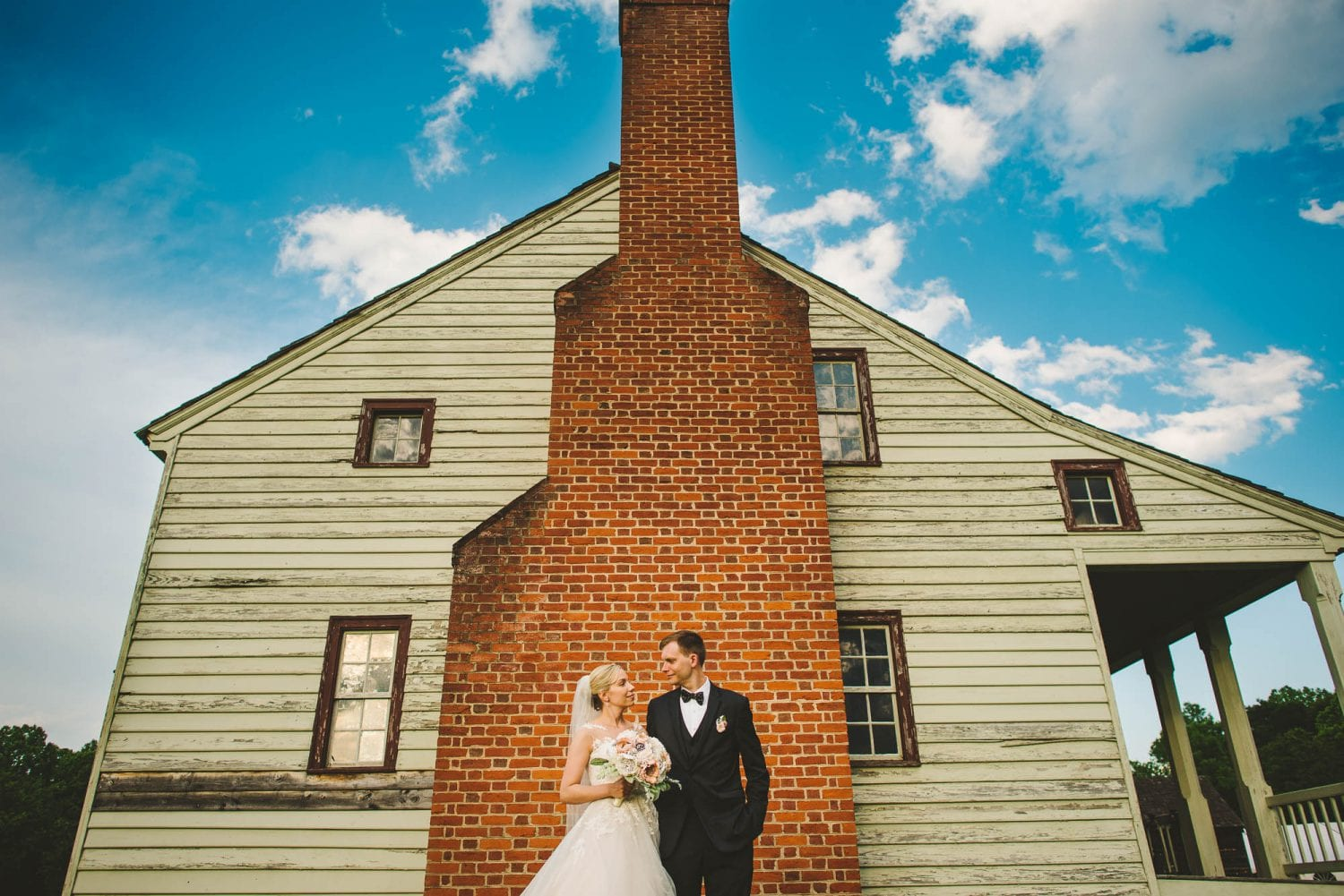 Fort Defiance wedding photography
