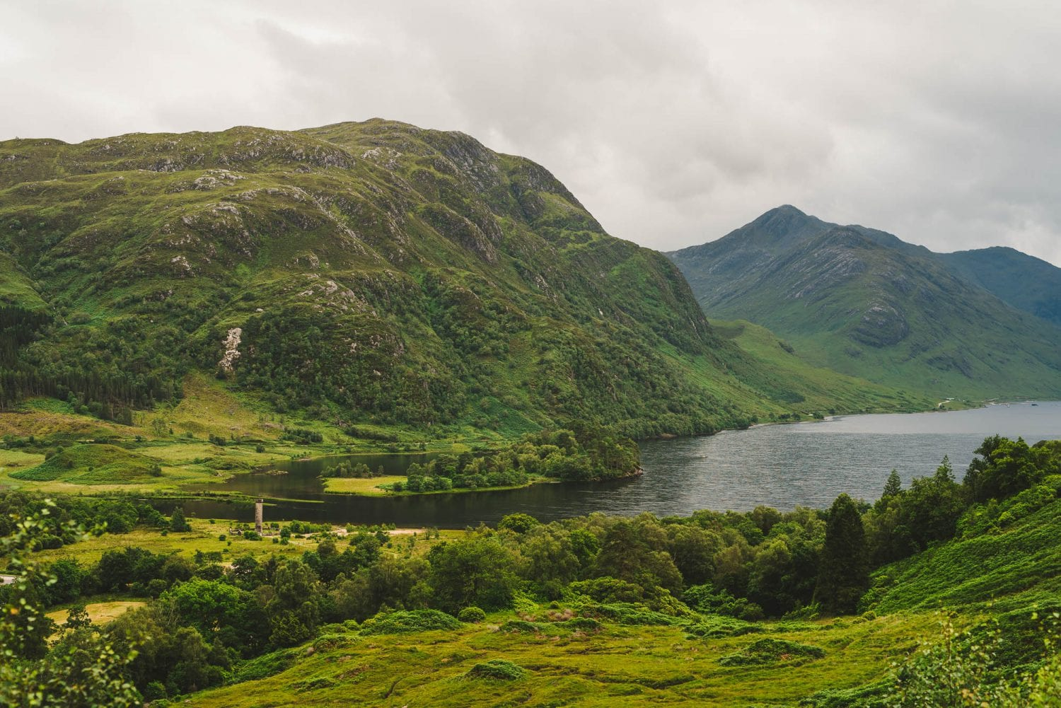 8 of The Most Stunning Views in Scotland - IL Recommends |Glenfinnan Scotland