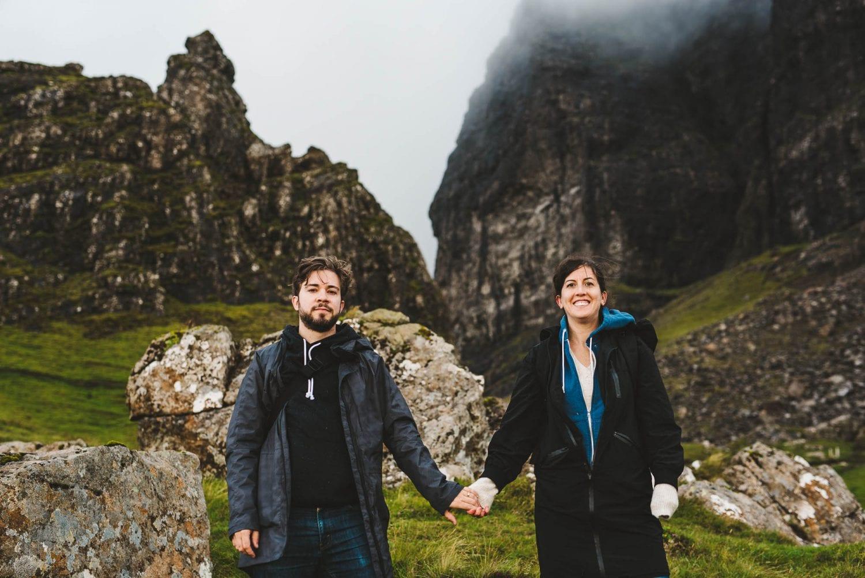 Skye wedding photographers