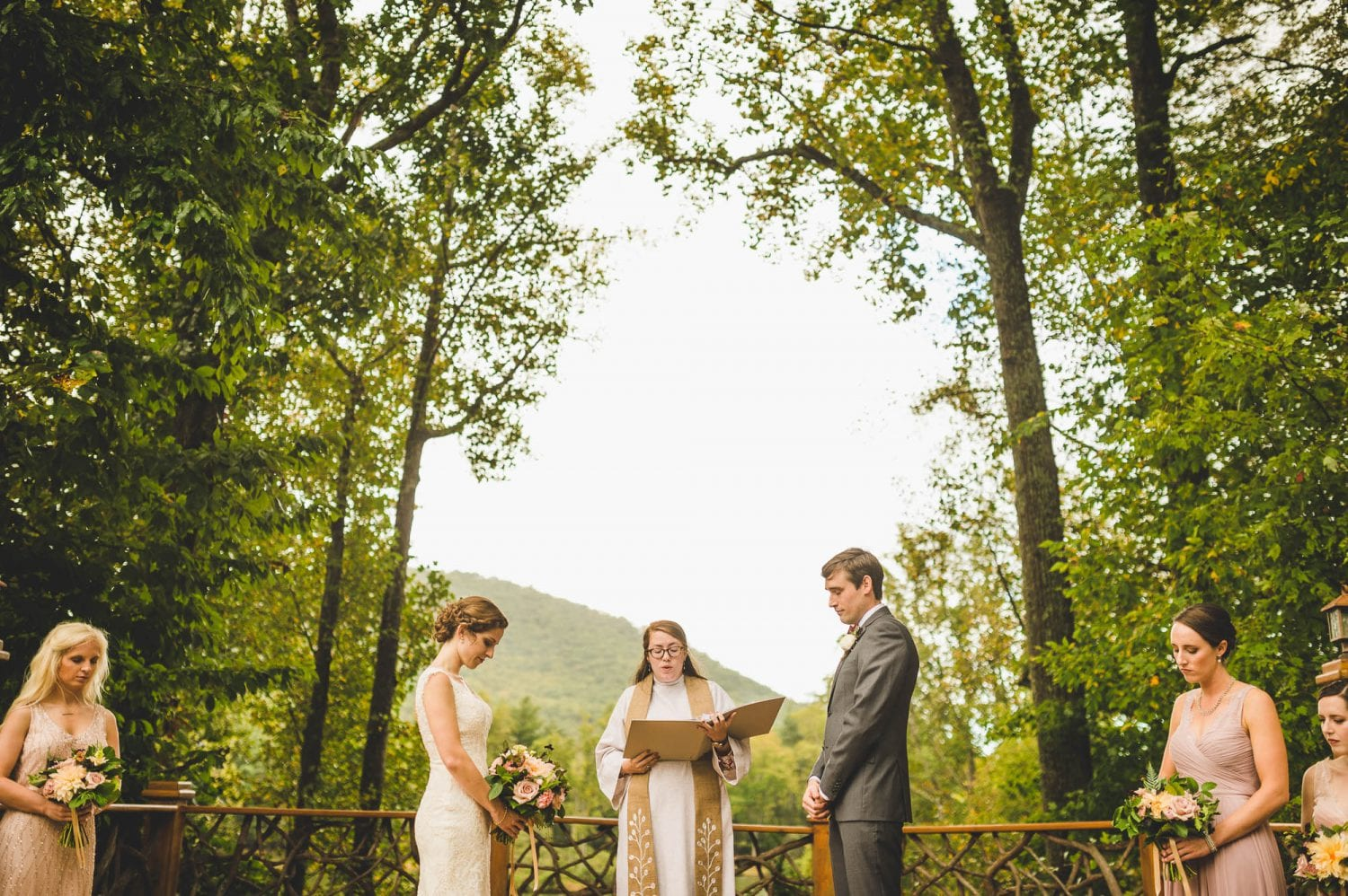Lake Eden weddings