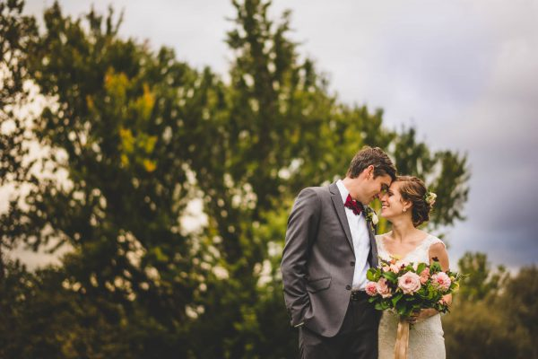 Lake Eden Wedding in Black Mountain