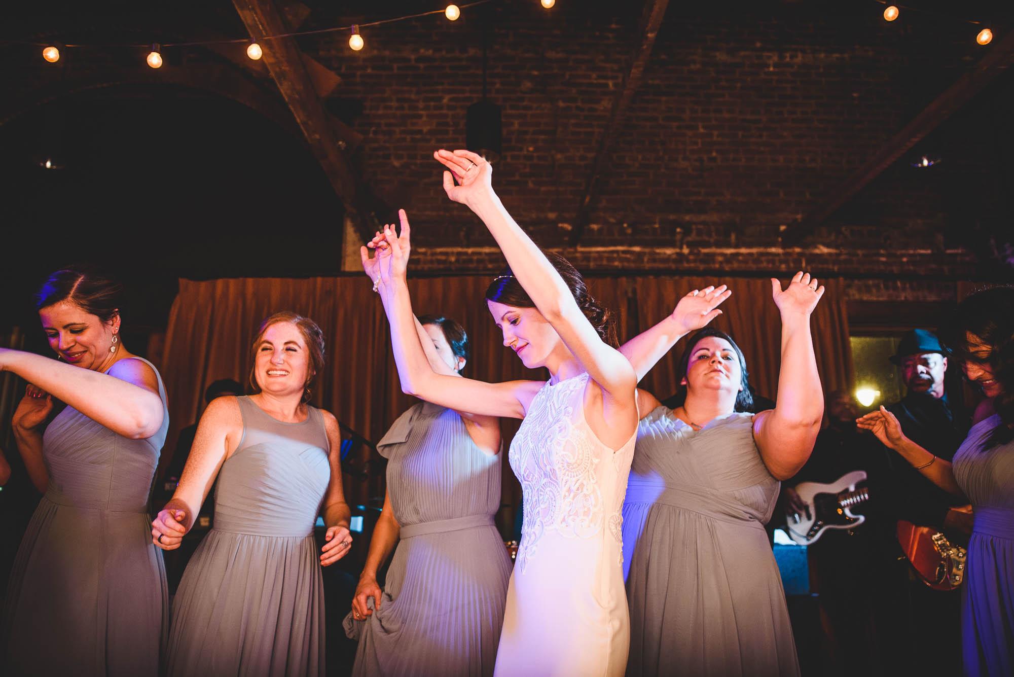 Bridal fun
