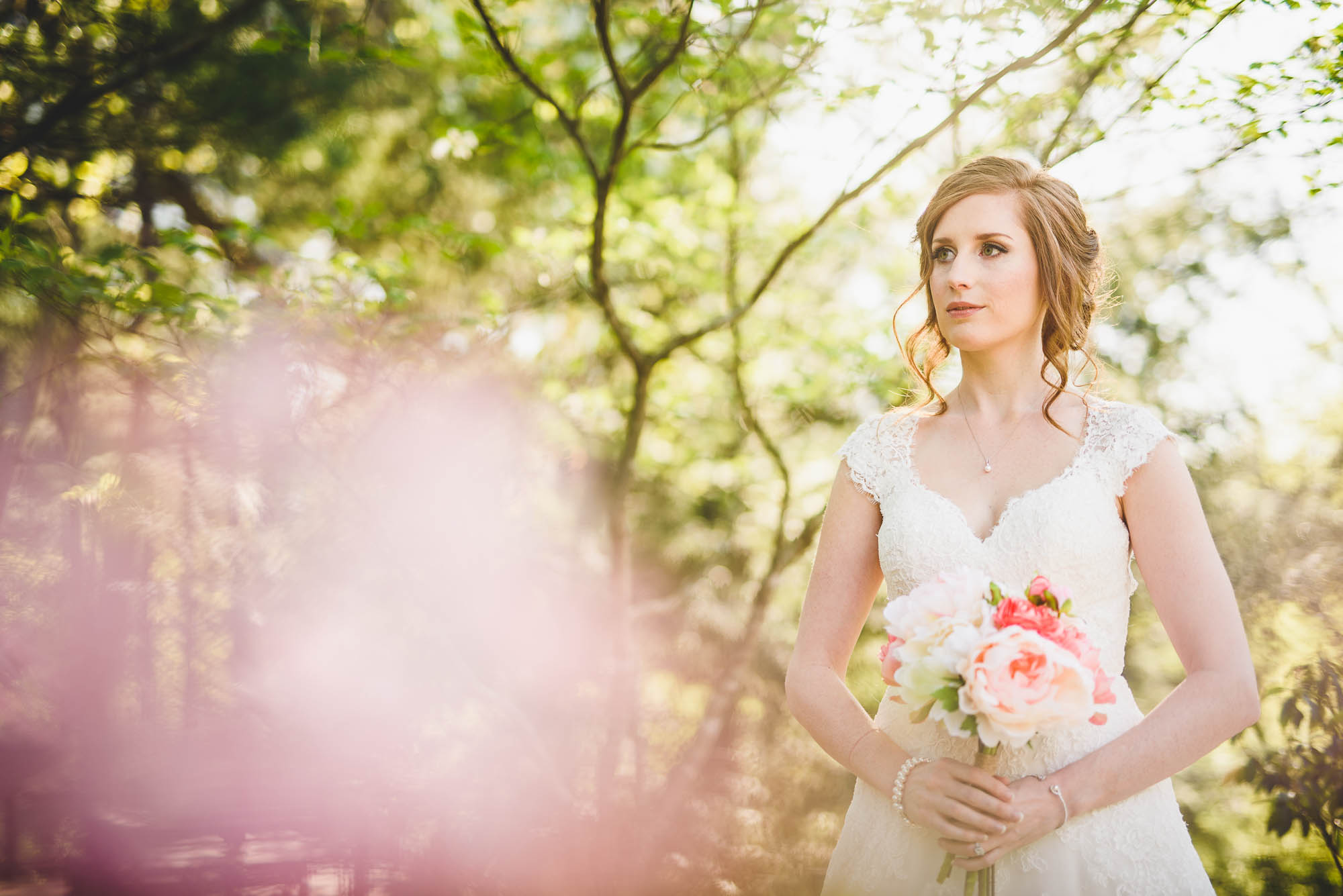 Botanical Gardens bridal