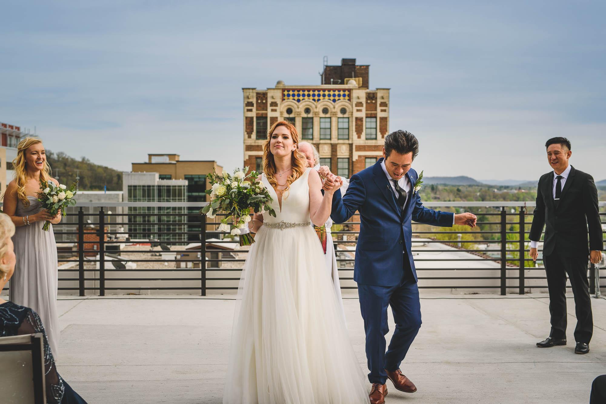 Cambria Hotel weddings