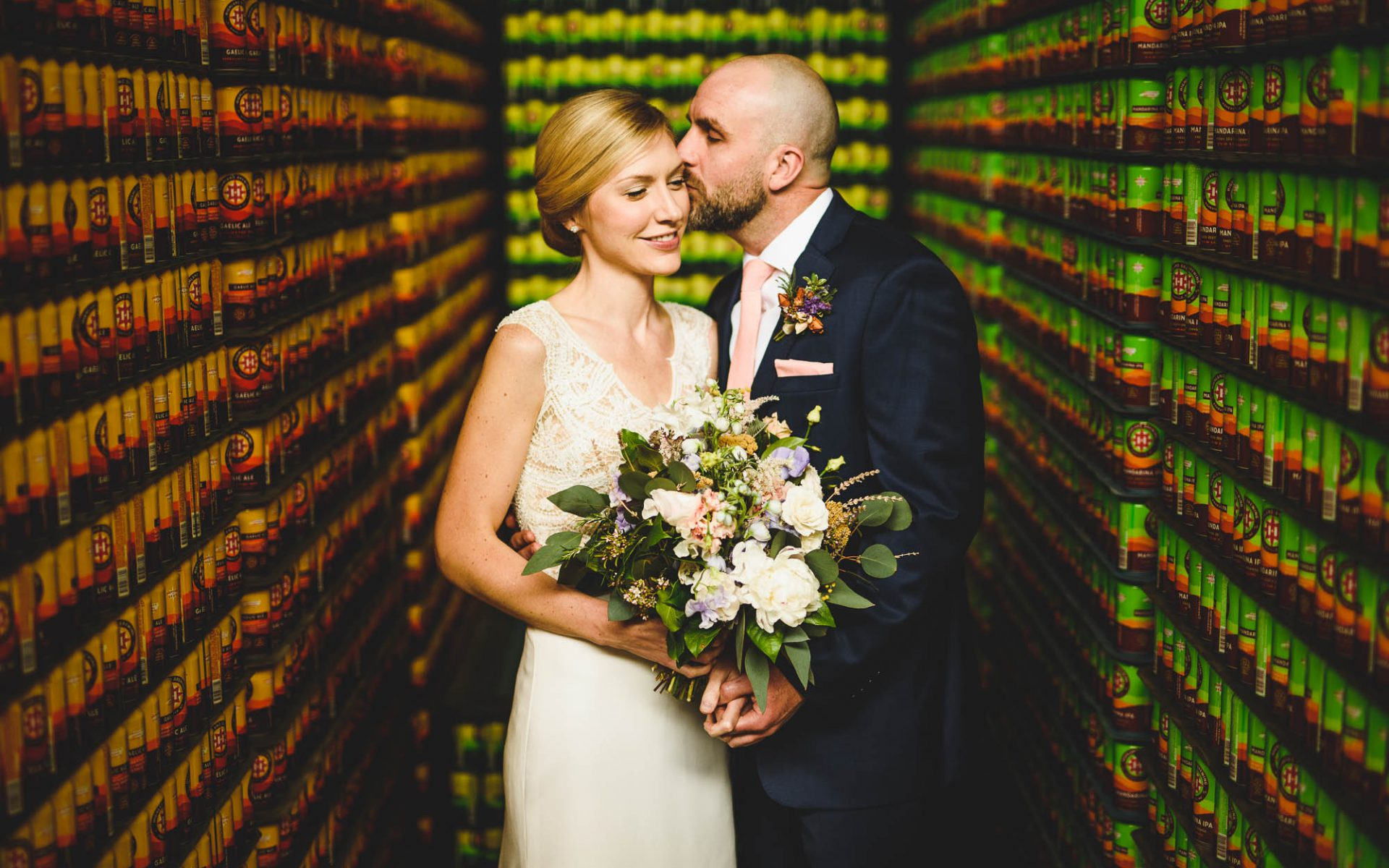 Asheville Wedding at Highland Brewery Co
