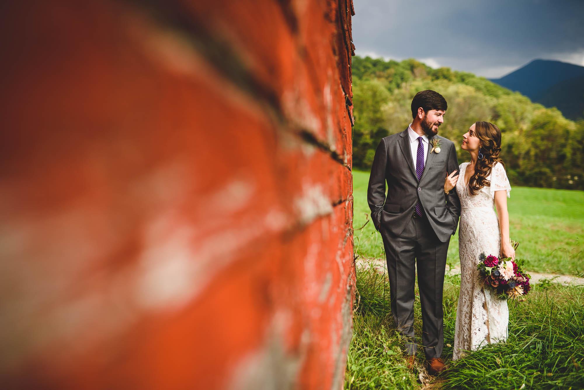 Asheville wedding photographers
