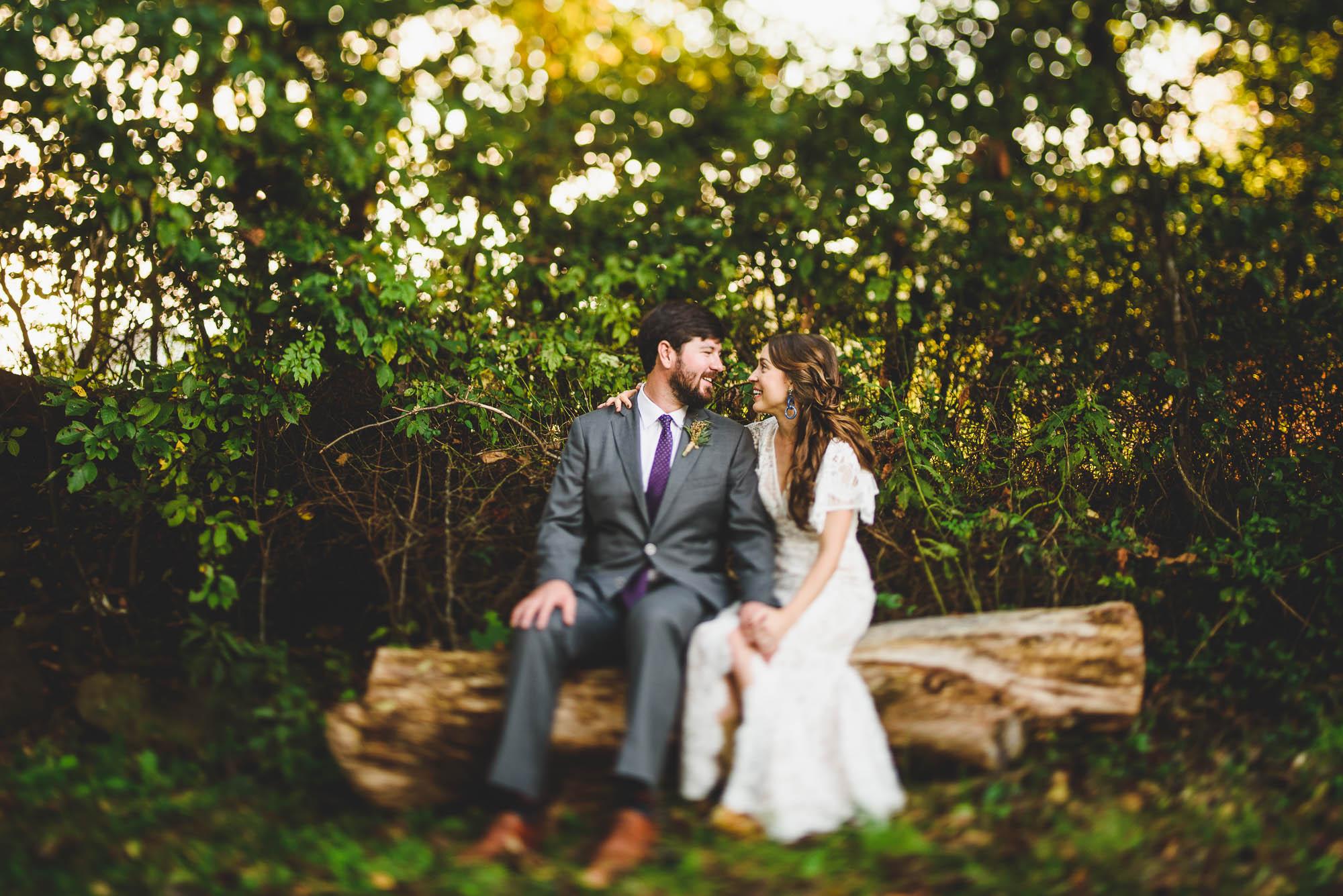 Barnardsville, NC wedding photography