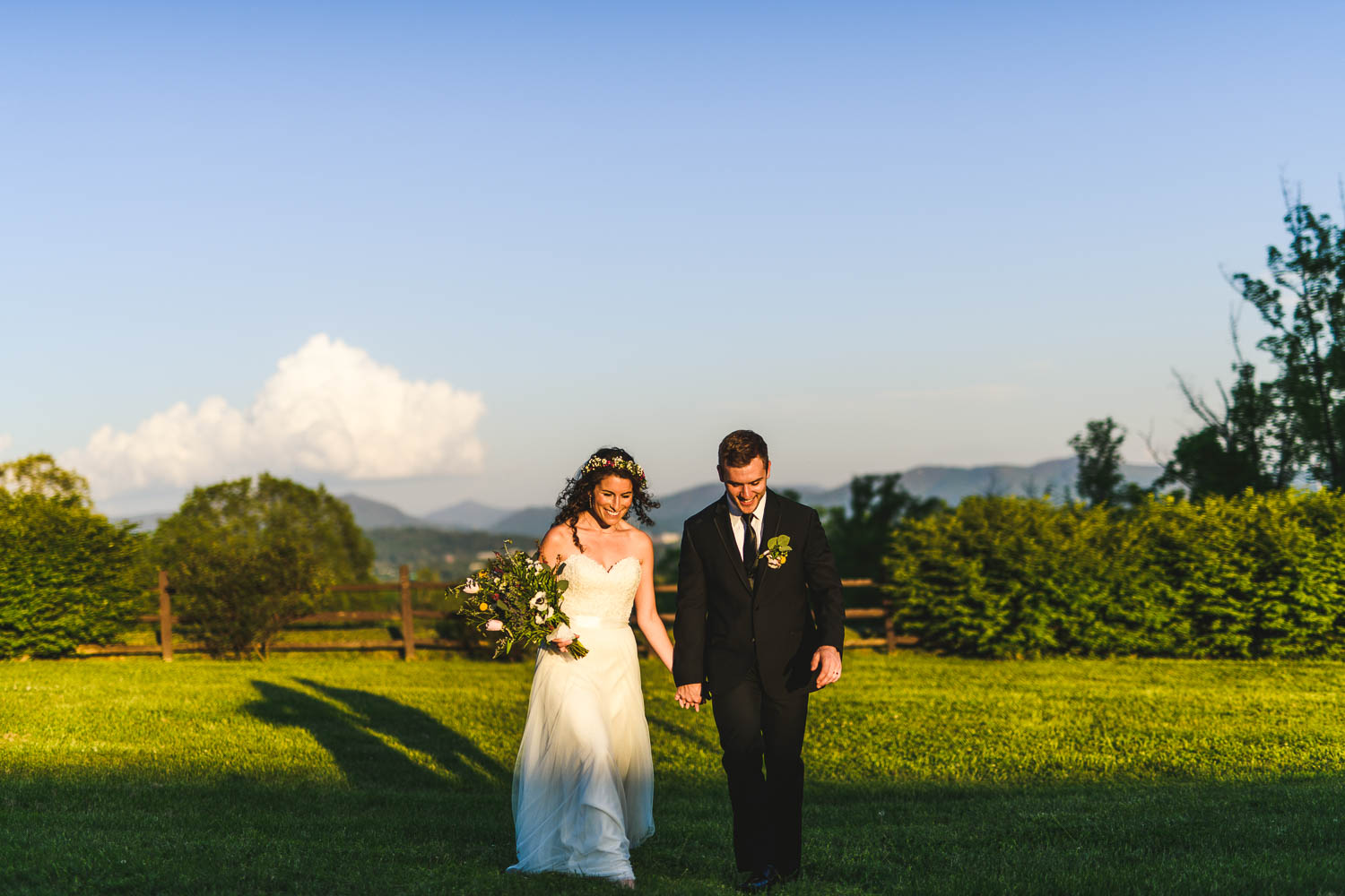 VA wedding photographer
