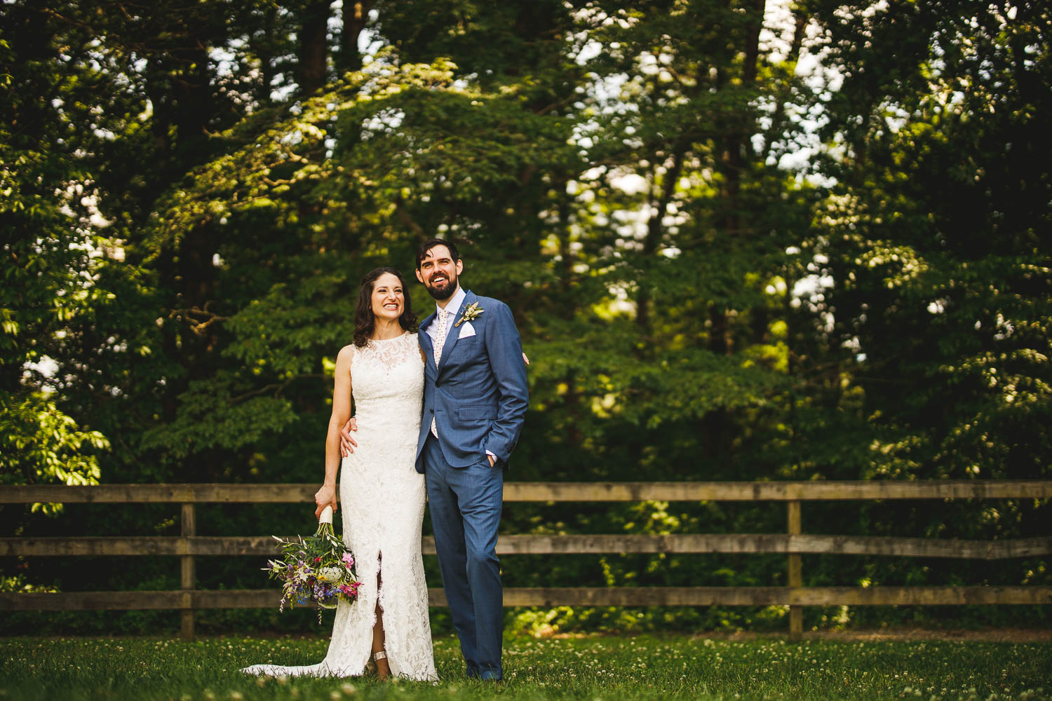 NC Farm wedding