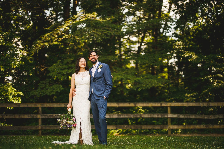 NC Farm wedding