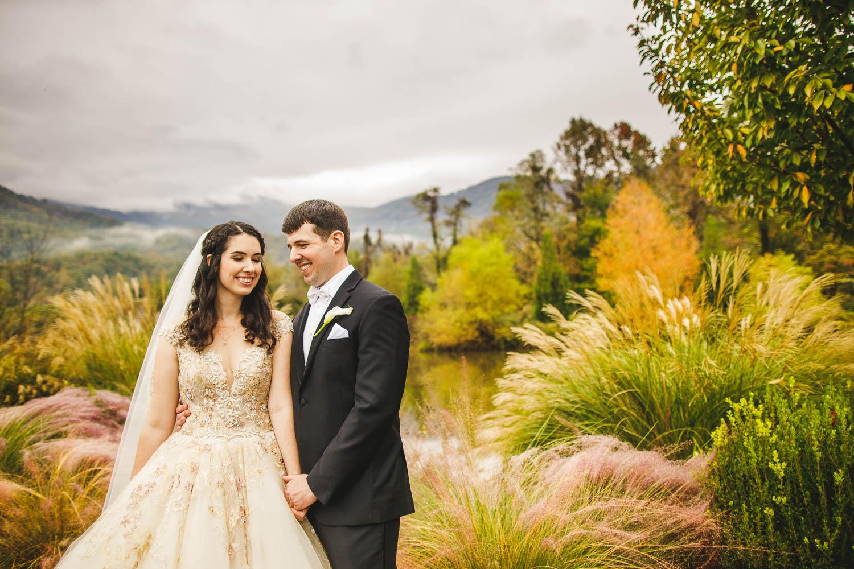 Lake Lure weddings